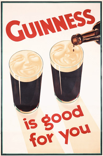 Strangers - Echoes. Guinness-is-good-for-you