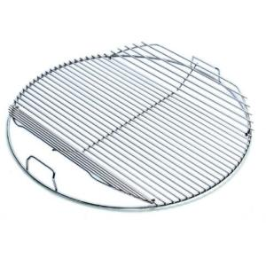 Weber hinged grill