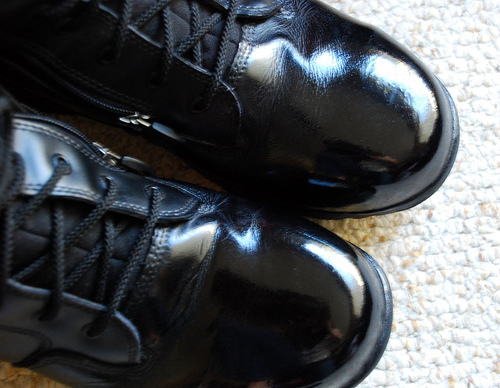 Where Can I Get Shiny Shoes